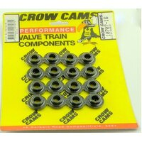 Crow Cams Chev LS1 Moly Valve Spring Retainer Set 10707-16