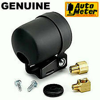 "GENUINE AUTOMETER 2-16"" GAUGE MOUNTING CUP BLACK AU2204"