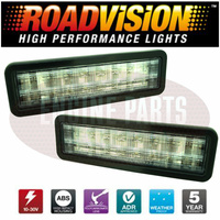 Nissan Patrol GQ GU Y62 Bull Bar LED Indicator Park Lights
