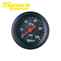0-100 psi Mech Oil Pressure Gauge