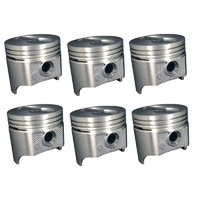 Holden Commodore VL Turbo RB30 3.0-litre 6-cylinder pistons set stock bore size