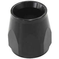 Aeroflow Black Hose End Socket PTFE Style Fittings Only 200 & 570