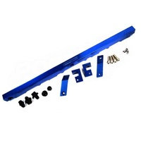 Aeroflow Billet EFI Fuel Injection Rails Blue Ford Falcon BA BF 4.0 inc XR6 Turbo AF64-2004