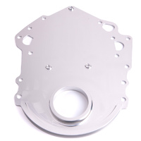 Aeroflow Billet Timing Cover 302 351C Silver