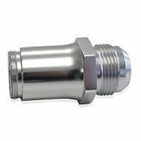 Aeroflow -16AN Adapter Suits All 360Degswivel Thermostat Hous Silver