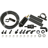 Aeroflow Fitech EFI Fuel Delivery Kit Up To -650Hp AF66-40005