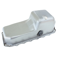 Aeroflow Replacement Oil Pan Raw Finish Suit Holden HQ-WB & Torana LH-UC With Holden V8 AF82-7002