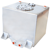 Aeroflow Alloy Fuel Cell 19 Litre 5 Us Gallons With Cavity/Sump AF85-2050A