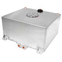 Aeroflow Alloy Fuel Cell 57 Litre 15 Us Gallons With Cavity/Send AF85-2150AS