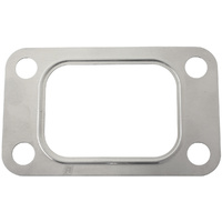Aeroflow Turbo Flange Gasket Embossed Steel Suit T3 Flange With Single Entry