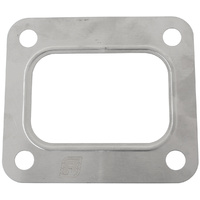 Aeroflow Turbo Flange Gasket Embossed Steel Suit T4 Flange With Single Entry