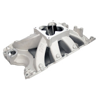Air Flow Research Bullitt Single Plane Aluminium Intake Manifold Suit BB Ford 429-460 With 4150 Carburettor AFR4992
