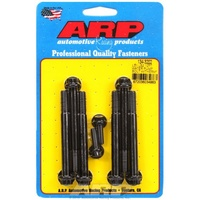 ARP Water Pump & Thermostat Bolt Kit 12-Point Black Oxide fits GM LS Series