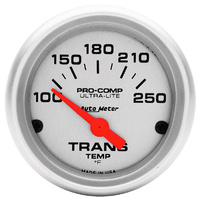 "Auto Meter gauge Ultra-Lite 2-1/16"" Transmission Temperature AU4357"