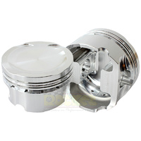 "Diamond Pistons Ford Mustang 5.0 Coyote Dome Top Forged Piston Kit 3.640"" bore"