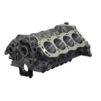 "Dart SHP Cast Iron Ford 351 Windsor V8 Engine Block with 4-Bolt Steel Caps 4.000"" Bore, 9.200"" Deck, Cleveland Mains DA31365195"