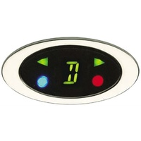Dakota Digital Oval Gear Indicator DAKDGS-4
