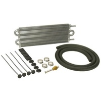 "Derale Dyno-Cool 6000 Series Transmission Cooler Kit 15-1/4"" x 5"" x 3/4"""