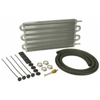 "Derale Dyno-Cool 6000 Series Transmission Cooler Kit 15-1/4"" x 7-1/2"" x 3/4"""