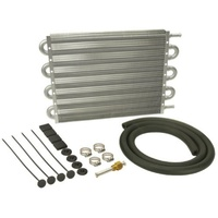 "Derale Dyno-Cool 6000 Series Transmission Cooler Kit 15-1/4"" x 10"" x 3/4"""