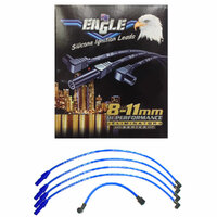 Ignition Lead Kit Eagle Blue To Suit Toyota 4Cyl (E54567)