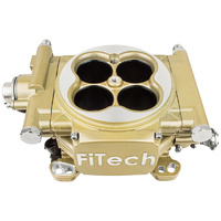 FiTech Easy Street 600HP System Classic Gold Finish FH30005