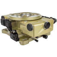 FiTech Go EFI Classic 650HP System Classic Gold Finish FH30020