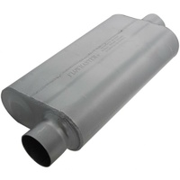 "Flowmaster 50 Series Delta Flow Muffler 3"" Offset Inlet/Center Outlet FLO943051"