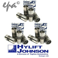 Hydraulic Lifters Ford Falcon 6 Cyl 188 3.3 200 221 250 250 X Cross Flow Made In USA