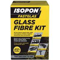 Fibreglass Repair Kit For Automotive Marine Panel Body Kits 250ml #GL-SM-D