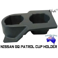 Nissan Patrol GQ Y60 4X4 4WD cup holder 1988-1997