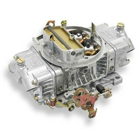 Holley 650 CFM 4-Barrel Street/Strip Carburettor 4150 Series Shiny Finish