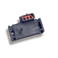 Holley 2 Bar MAP sensor For Use in all forced induction up to 14.7 PSI Boost