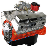 SB Chev 400 c.i.d V8 Crate Engine, Dressed 508HP/473 FT LBS, 10.3:1 Comp, Aluminium Heads, Hydraulic Roller