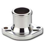 RPC Ford SB 351 Cleveland V8 Chrome Steel Thermostat Housing With O-Ring RPCR9331