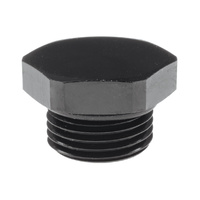 Raceworks Fitting O-Ring Plug AN-10 RWF-813-10BK