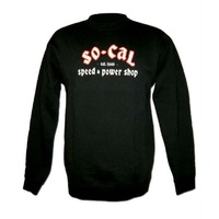 So Cal Speedshop Bike Script Jumper Med SOSSM-7012SC-10M