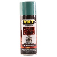 VHT Engine Enamel High Temperature Spray Paint Ford Green SP131