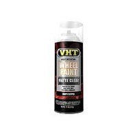 VHT Wheel Paint High Temperature Spray Can Matte Clear SP190