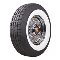 "American Classic Tyres 205/70-R15 Radial Tyre With 2"" Whitewall"