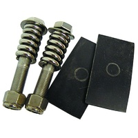 Vintique 1928-1948 Stainless Steel Radiator Mount Kit